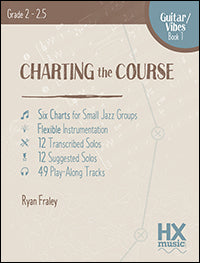 Charting the Course, Guitar / Vibes Book 1