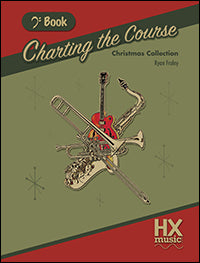 Charting the Course Christmas Collection - Bass Clef Book