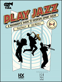 Play Jazz - Tuba Book