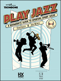 Play Jazz - Trombone Book