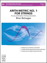 Arith-Metric No. 1 For String Instruments