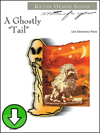 A Ghostly Tail (Digital Download)