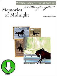 Memories of Midnight (Digital Download)