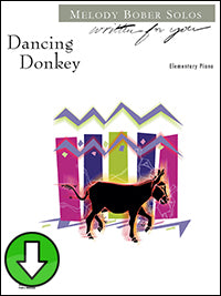 Dancing Donkey (Digital Download)