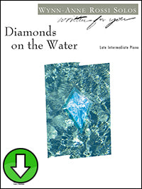Diamonds on the Water (Digital Download)