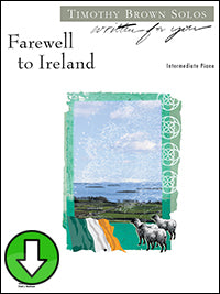 Farewell to Ireland (Digital Download)