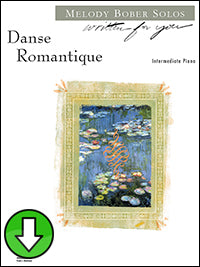 Danse Romantique (Digital Download)