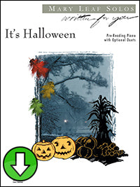 It's Halloween (Digital Download)