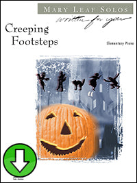 Creeping Footsteps (Digital Download)