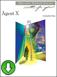 Agent X (Digital Download)