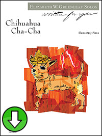 Chihuahua Cha-Cha (Digital Download)