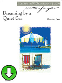 Dreaming by a Quiet Sea (Digital Download)