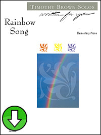 Rainbow Song (Digital Download)