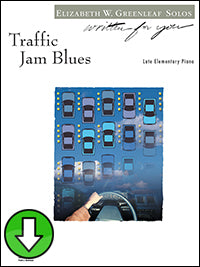 Traffic Jam Blues (Digital Download)