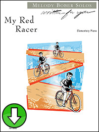 My Red Racer (Digital Download)