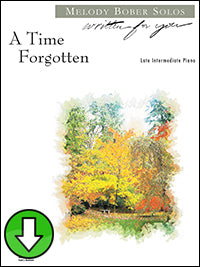 A Time Forgotten (Digital Download)