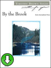 By the Brook (Digital Download)