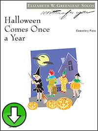 Halloween Comes Once a Year (Digital Download)