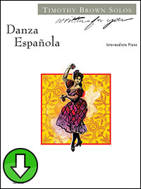 Danza Española (Digital Download)