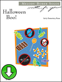 Halloween Boo! (Digital Download)
