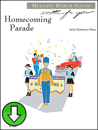 Homecoming Parade (Digital Download)