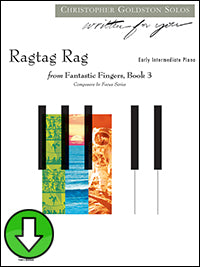 Ragtag Rag (Digital Download)