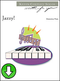 Jazzy! (Digital Download)