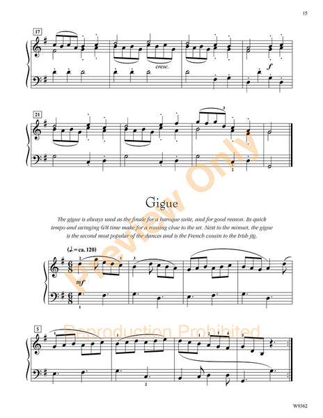 Suite in G Major (Digital Download)
