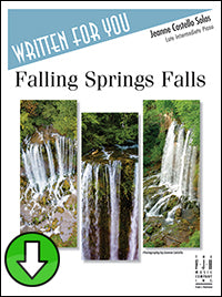 Falling Springs Falls (Digital Download)