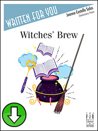 Witches' Brew (Digital Download)