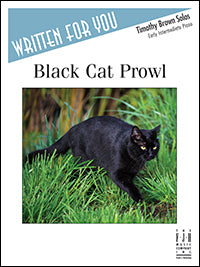 Black Cat Prowl