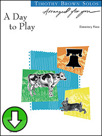 A Day to Play (Digital Download)