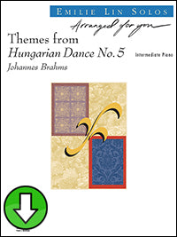 Themes from Hungarian Dance No. 5 (Digital Download)