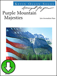 Purple Mountain Majesties (Digital Download)