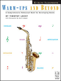 Warm-ups and Beyond - Alto Saxophone