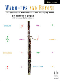 Warm-ups and Beyond - Bassoon