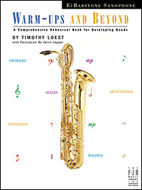Warm-ups and Beyond - Baritone Saxophone