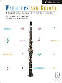 Warm-ups and Beyond - Clarinet
