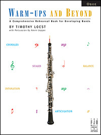 Warm-ups and Beyond - Oboe