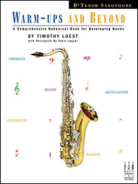 Warm-ups and Beyond - Tenor Saxophone