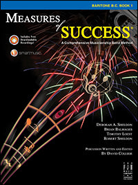 Measures of Success  - Baritone B.C. Book 1