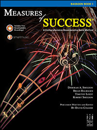 Measures of Success - Bassoon Book 1