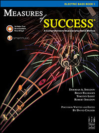 Measures of Success - Electric Bass Book 1