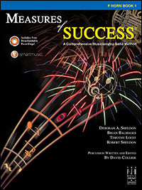Measures of Success - F Horn Book 1