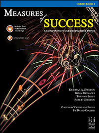 Measures of Success - Oboe Book 1