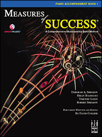 Measures of Success - Piano Accompaniment Book 1