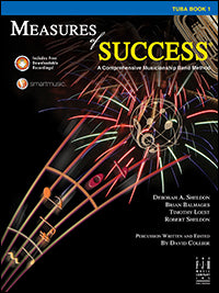Measures of Success - Tuba Book 1