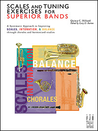 Scales and Tuning Exercises for Superior Bands
