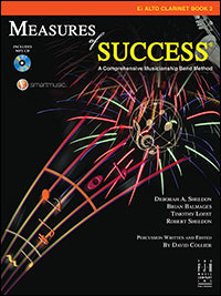 Measures of Success - E-flat Alto Clarinet Book 2