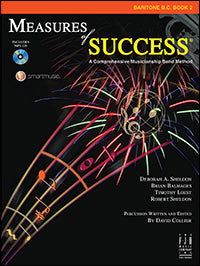 Measures of Success - Baritone B.C. Book 2